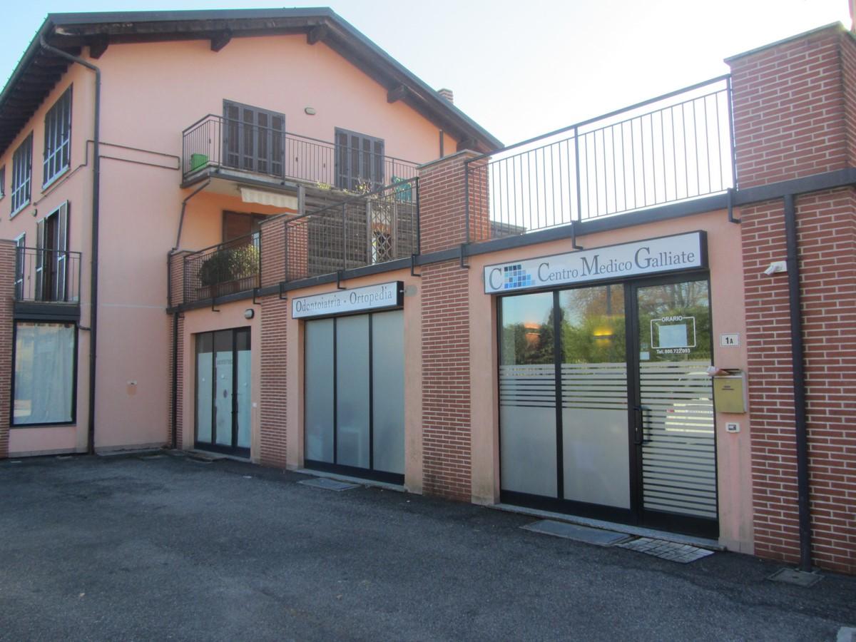 Negozio / Locale in vendita a Galliate Lombardo, 9999 locali, prezzo € 170.000 | CambioCasa.it