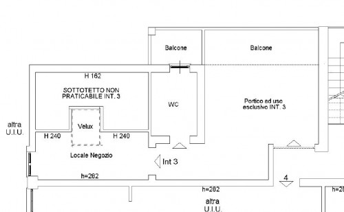 Studio/Ufficio in Vendita a Ciampino