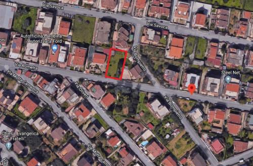 Terreno edificabile residenziale in Vendita a Roma