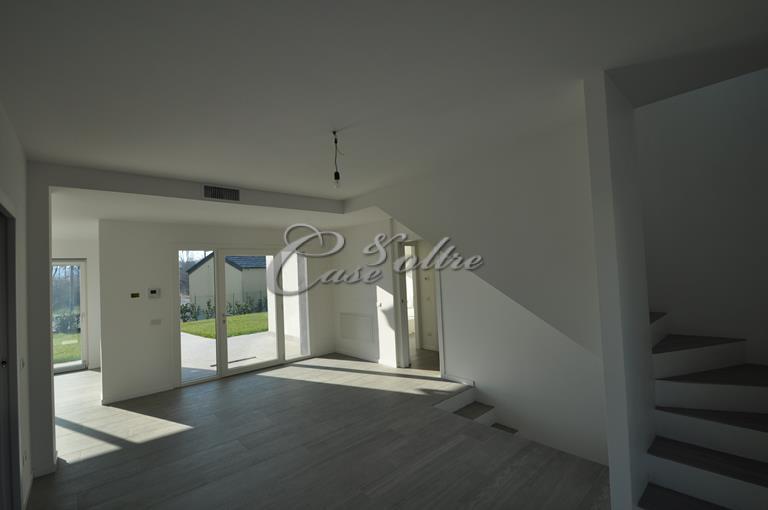 Nuova villetta bifamiliare  in vendita - 200 mq
