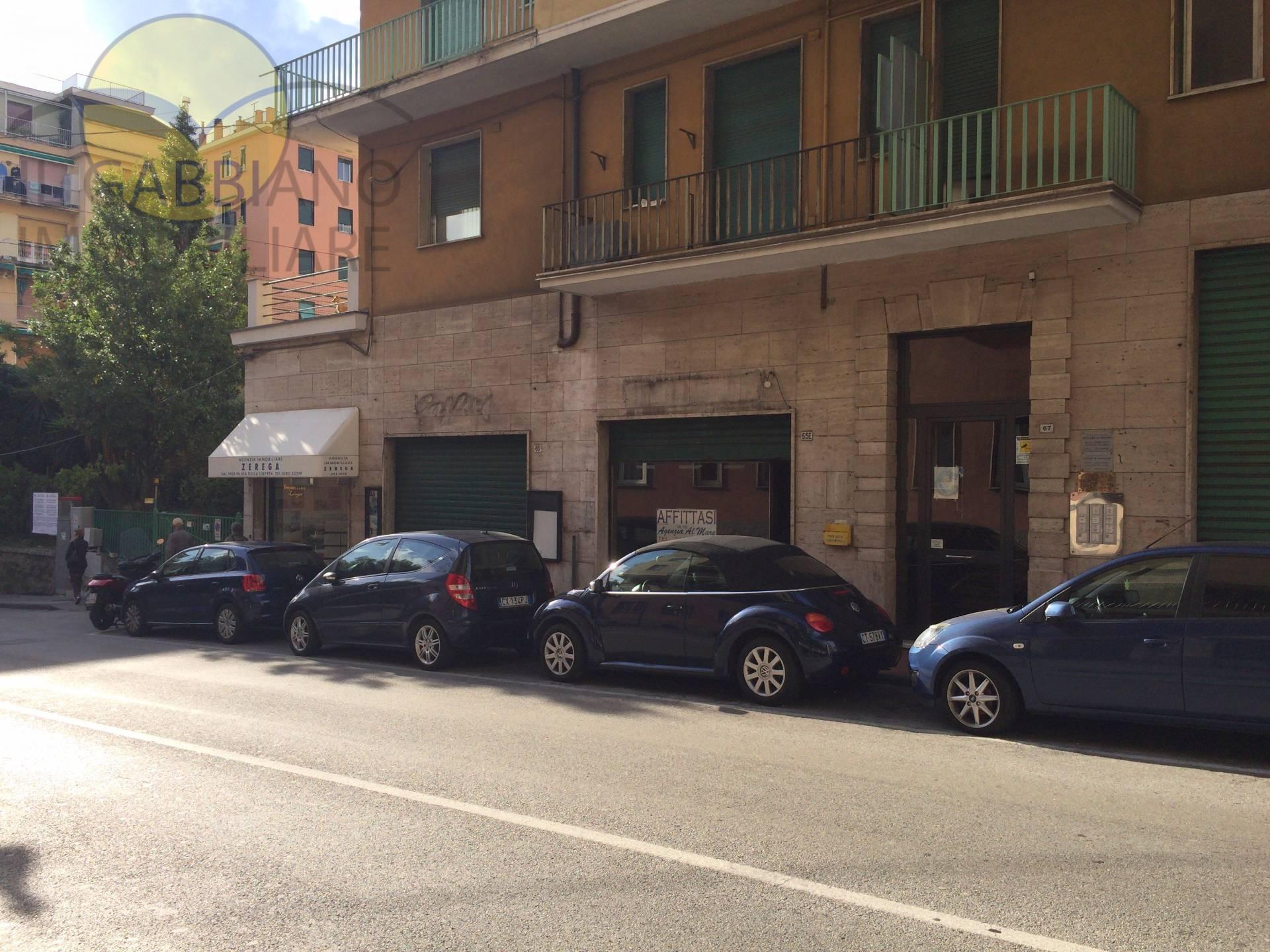 Negozio / Locale in affitto a Rapallo, 9999 locali, prezzo € 650 | CambioCasa.it