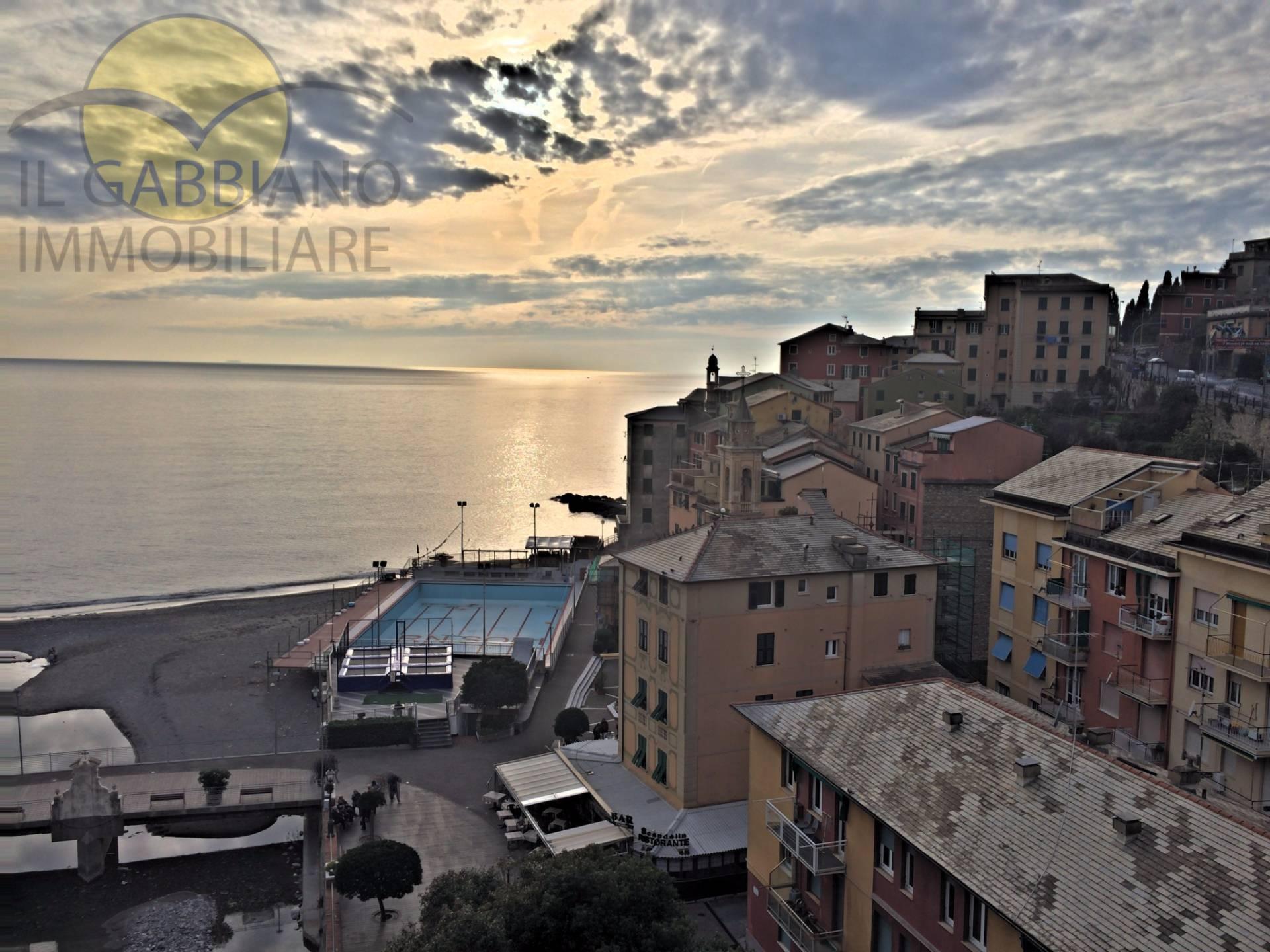 Appartamento in affitto a Sori, 6 locali, zona Località: centro, prezzo € 750 | Cambio Casa.it