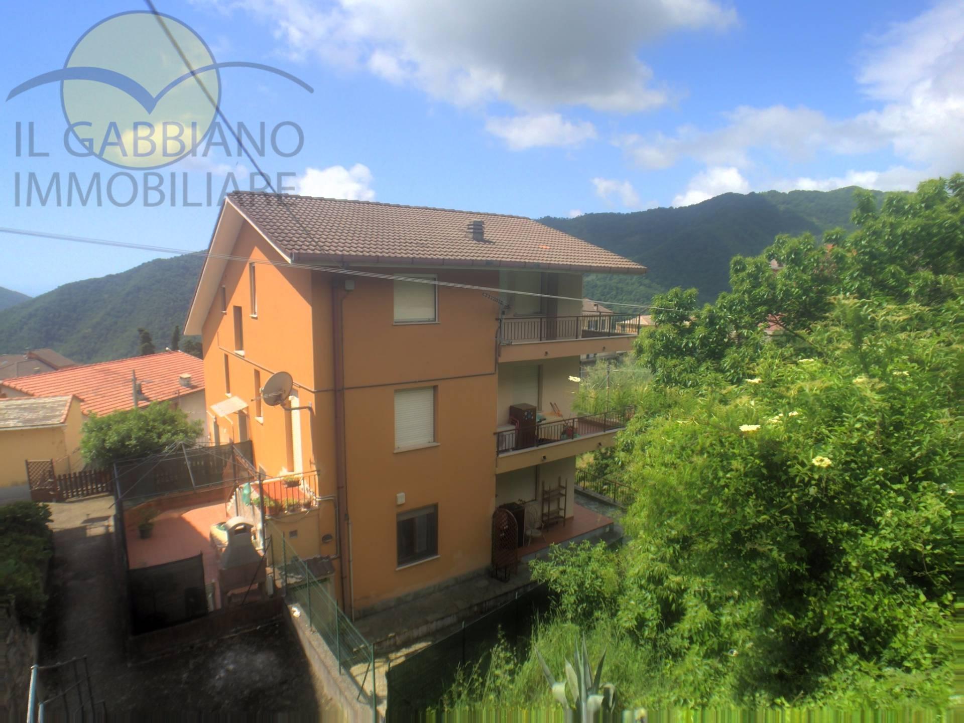 Appartamento in vendita a Uscio, 4 locali, prezzo € 158.000   PortaleAgenzieImmobiliari.it