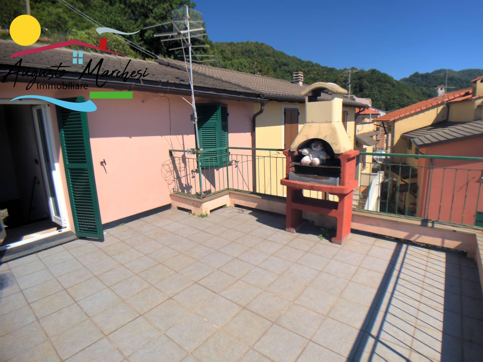 Appartamento in affitto a Uscio, 4 locali, zona Località: altare, prezzo € 620 | CambioCasa.it