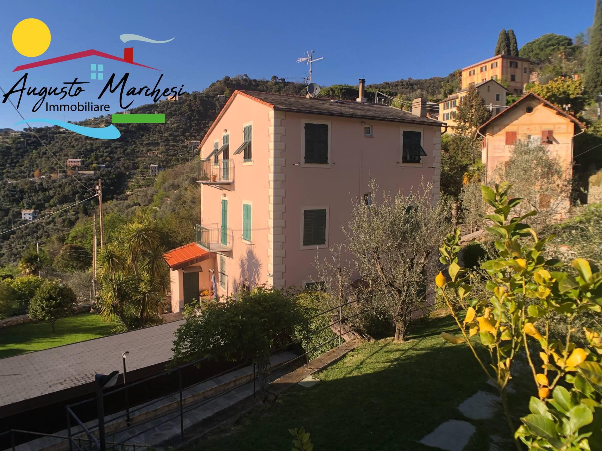Appartamento in vendita a Recco, 6 locali, zona Località: Carbonarabassa, prezzo € 415.000   PortaleAgenzieImmobiliari.it
