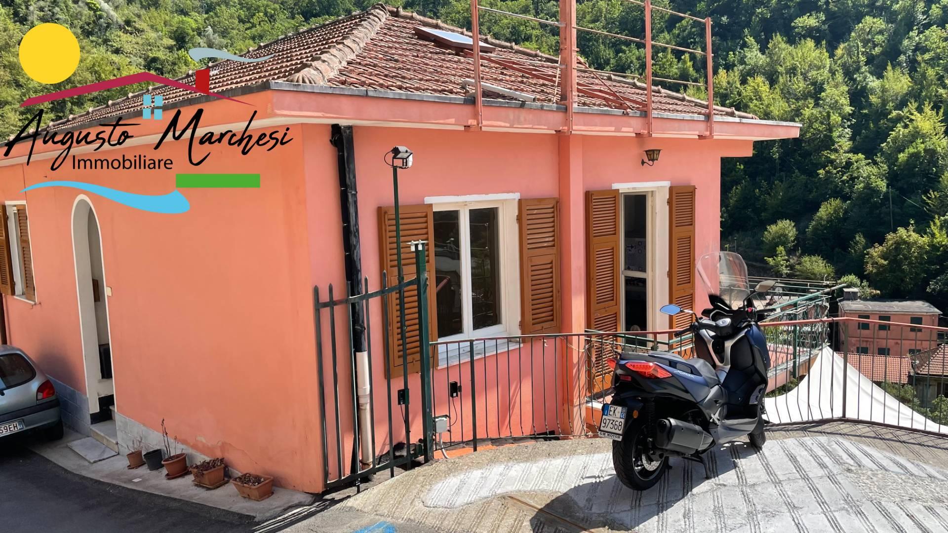 Appartamento in affitto a Avegno, 6 locali, prezzo € 550 | PortaleAgenzieImmobiliari.it