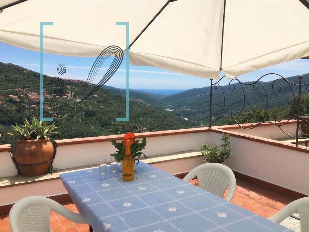 Appartamento in vendita a Chiusanico, 3 locali, zona Zona: Torria, prezzo € 78.000 | CambioCasa.it