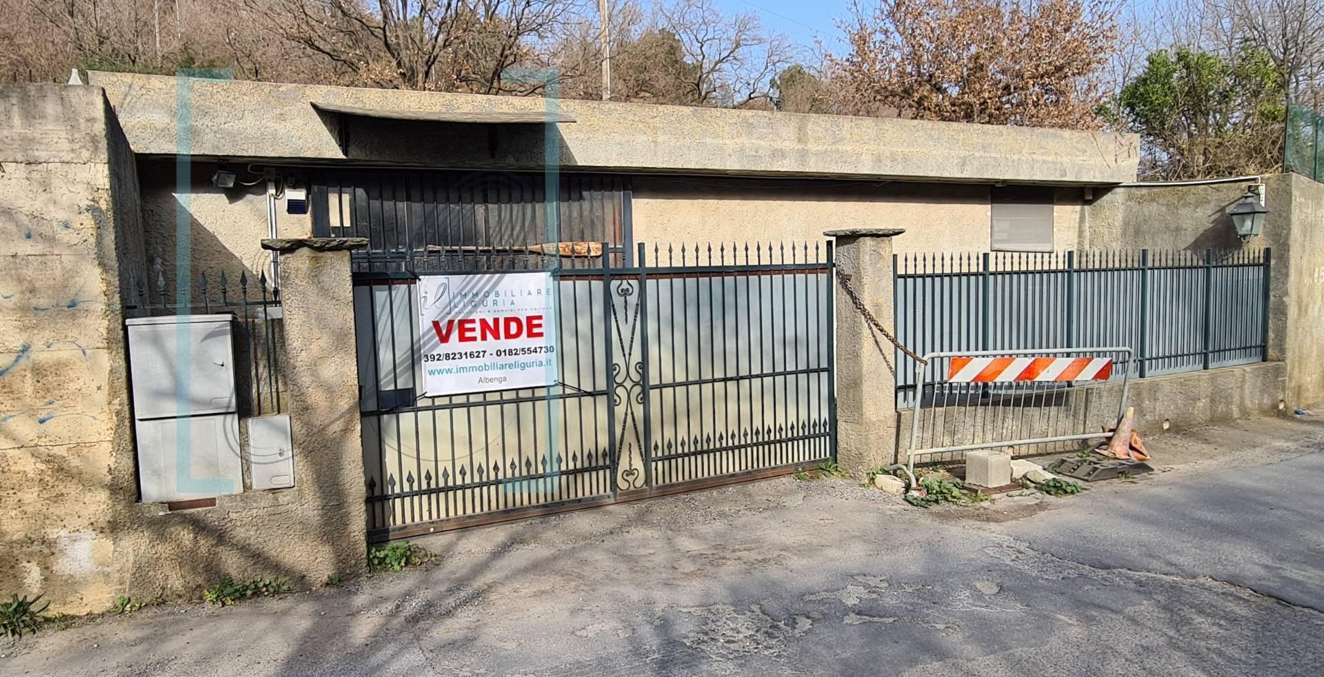 Magazzino in vendita a Albenga, 9999 locali, zona ia, prezzo € 78.000 | PortaleAgenzieImmobiliari.it