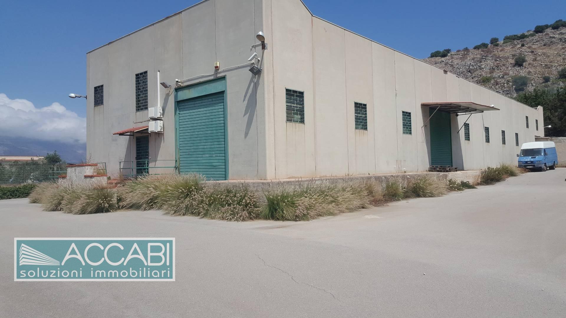 Capannone in vendita a Torretta, 9999 locali, prezzo € 500.000 | CambioCasa.it