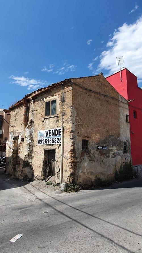 Casa singola in Vendita a Palermo