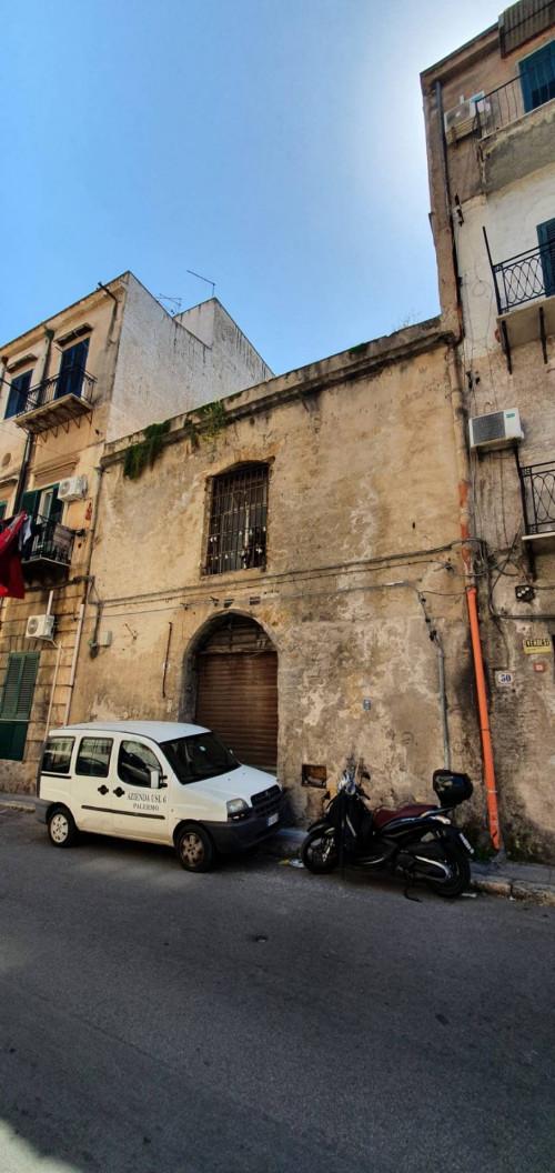 Autorimessa in Vendita a Palermo