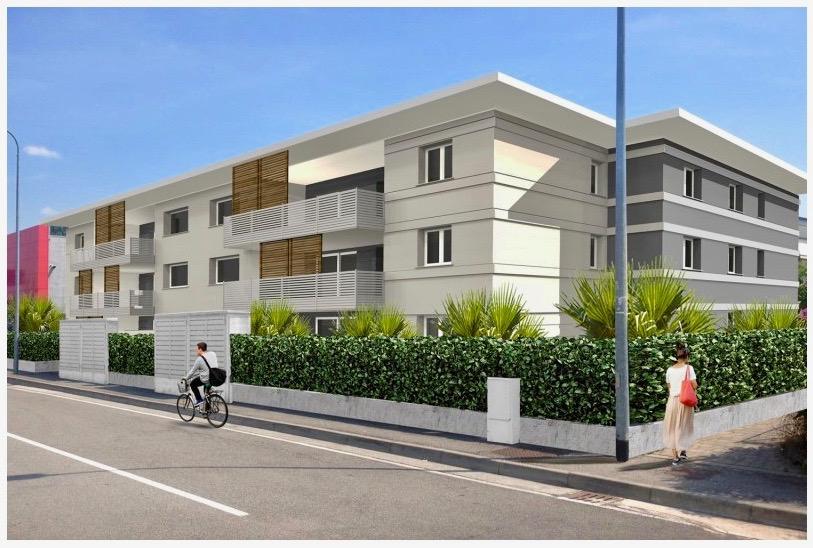 Appartamento in vendita a San Zeno Naviglio, 3 locali, zona Località: *ZONASUD*, prezzo € 250.000 | Cambio Casa.it