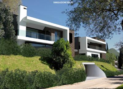 Baugrundsück in Kauf bis Gardone Riviera