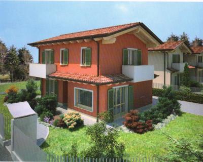 Villa Singola in Vendita a Brembate