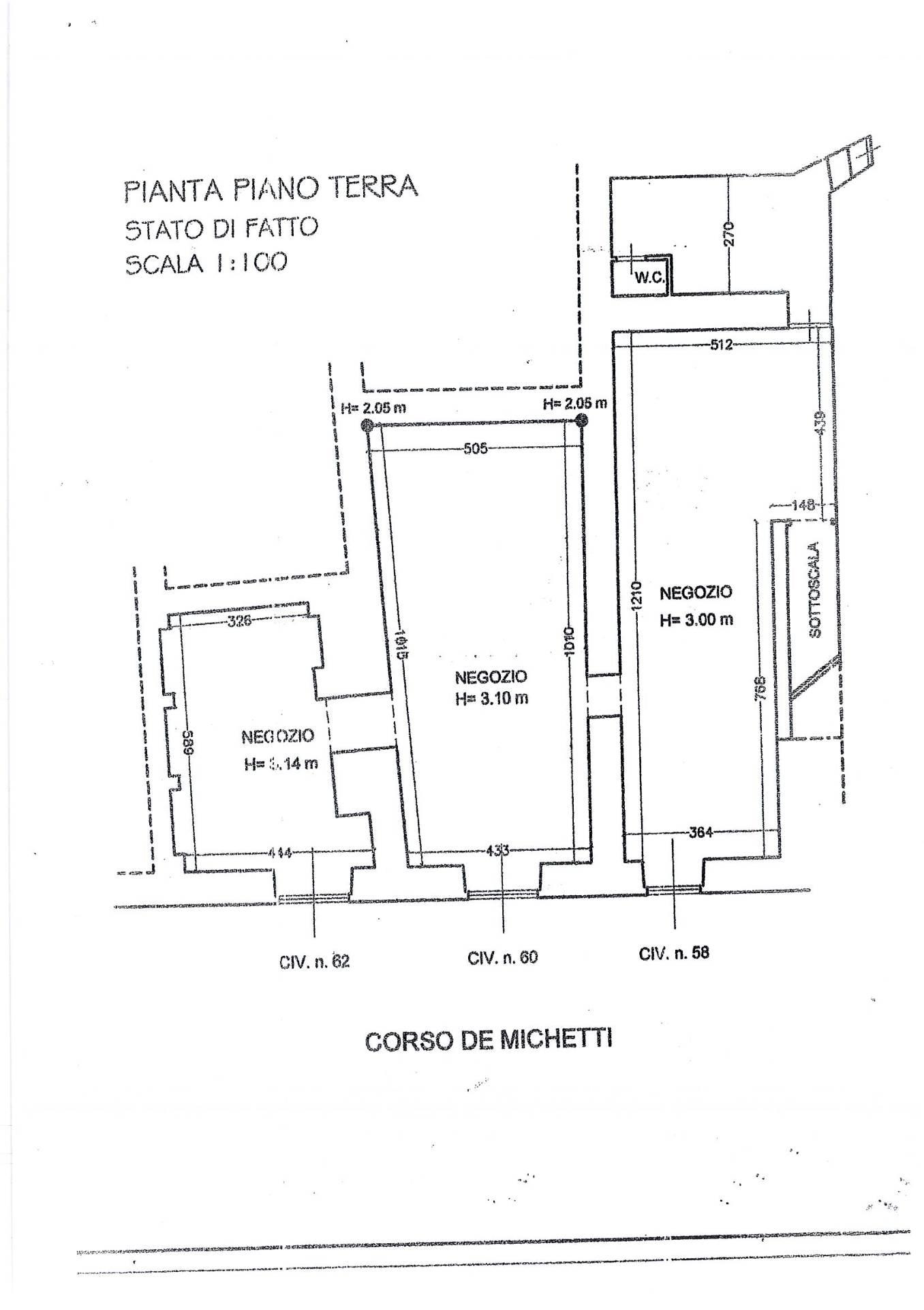 Negozio / Locale in affitto a Teramo, 9999 locali, prezzo € 2.500 | Cambio Casa.it