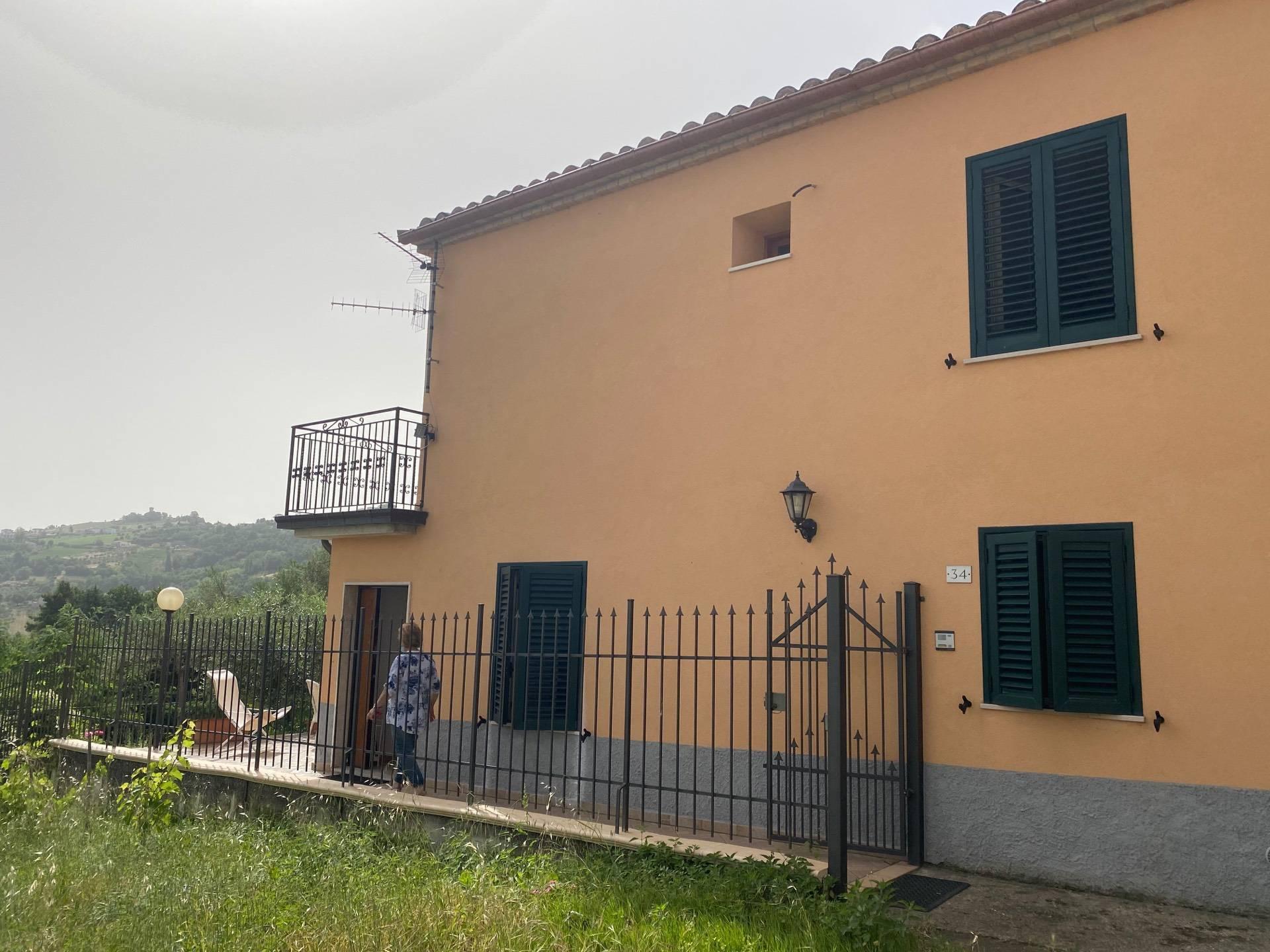 Soluzione Indipendente in vendita a Penna Sant'Andrea, 5 locali, prezzo € 90.000 | CambioCasa.it