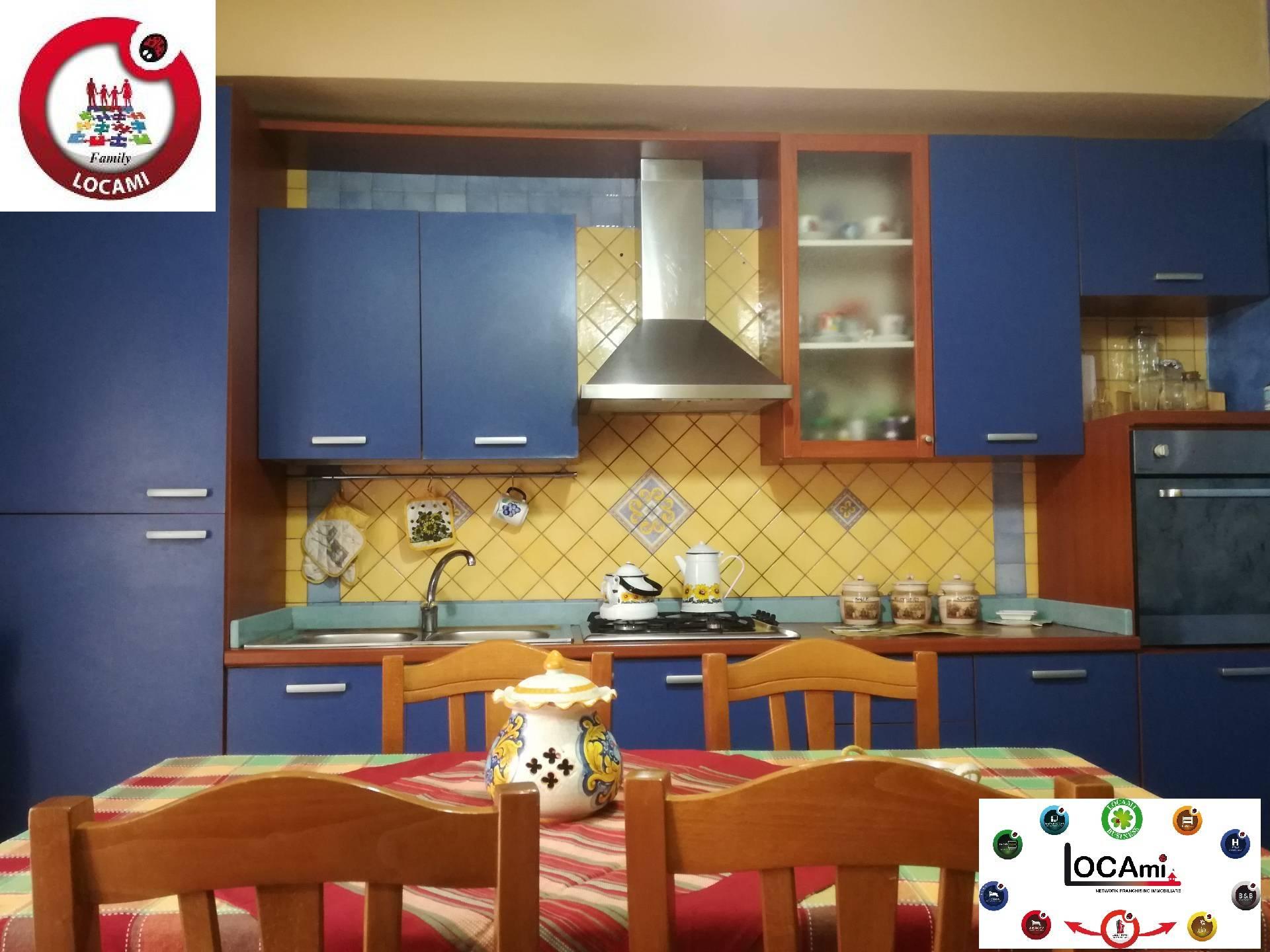 Appartamento in vendita a Porto Empedocle, 4 locali, prezzo € 110.000 | Cambio Casa.it
