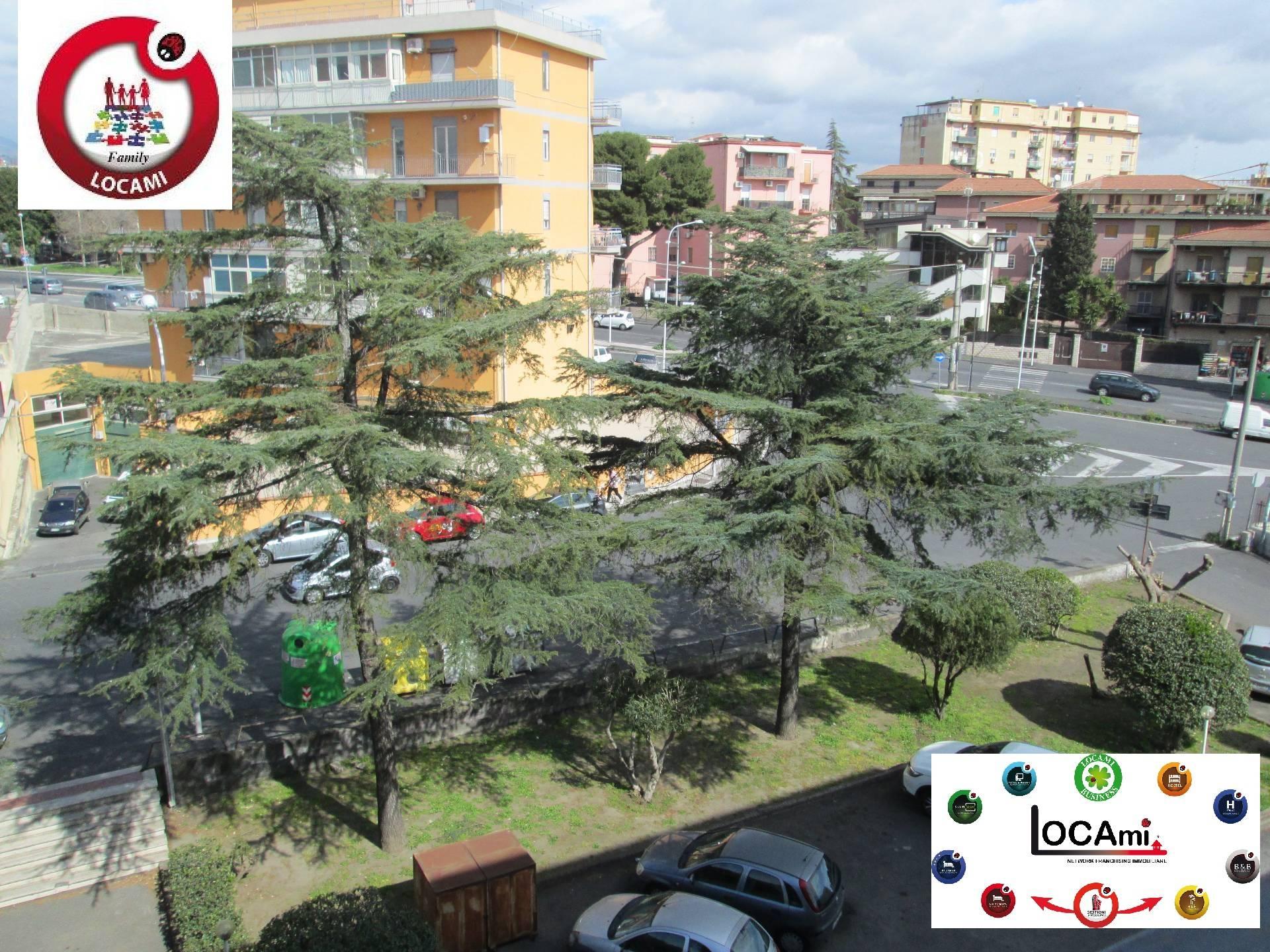 Appartamento in affitto a Catania, 4 locali, zona Località: v.leMariorapisardi, prezzo € 550 | Cambio Casa.it