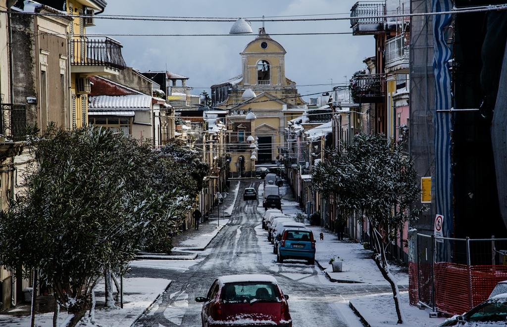 Appartamento in vendita a Piedimonte Etneo, 4 locali, prezzo € 120.000 | Cambio Casa.it