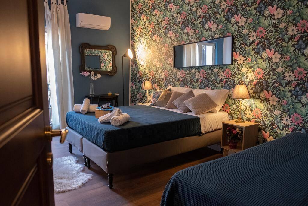 Appartamento in affitto a Palermo, 5 locali, zona Località: Centrostorico, prezzo € 790   CambioCasa.it