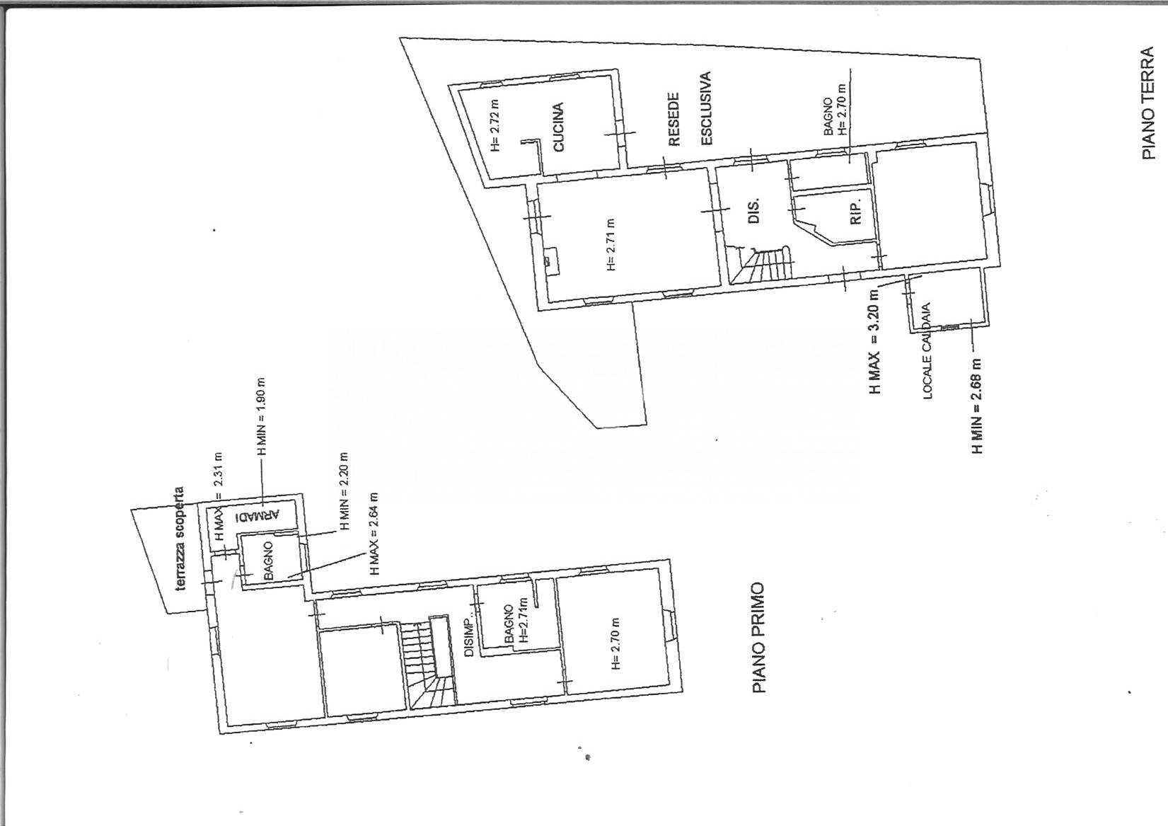 House for Sale To Lucca Ref  A422