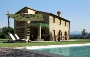 Farmhouse for Sale in Palaia