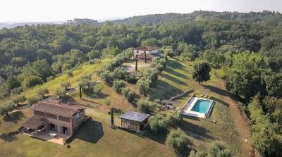 Villa for Sale in Montaione