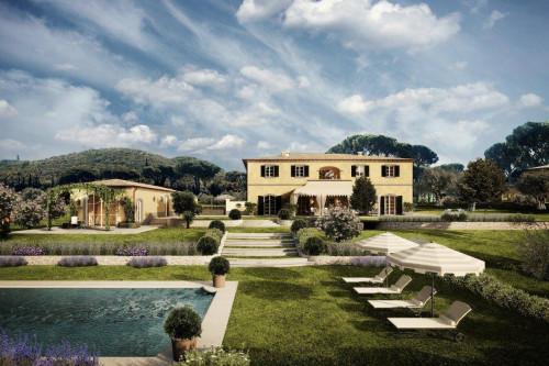 Villa in Vendita a Castagneto Carducci