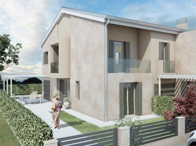 Villa plurifamiliare in Vendita a Occhiobello