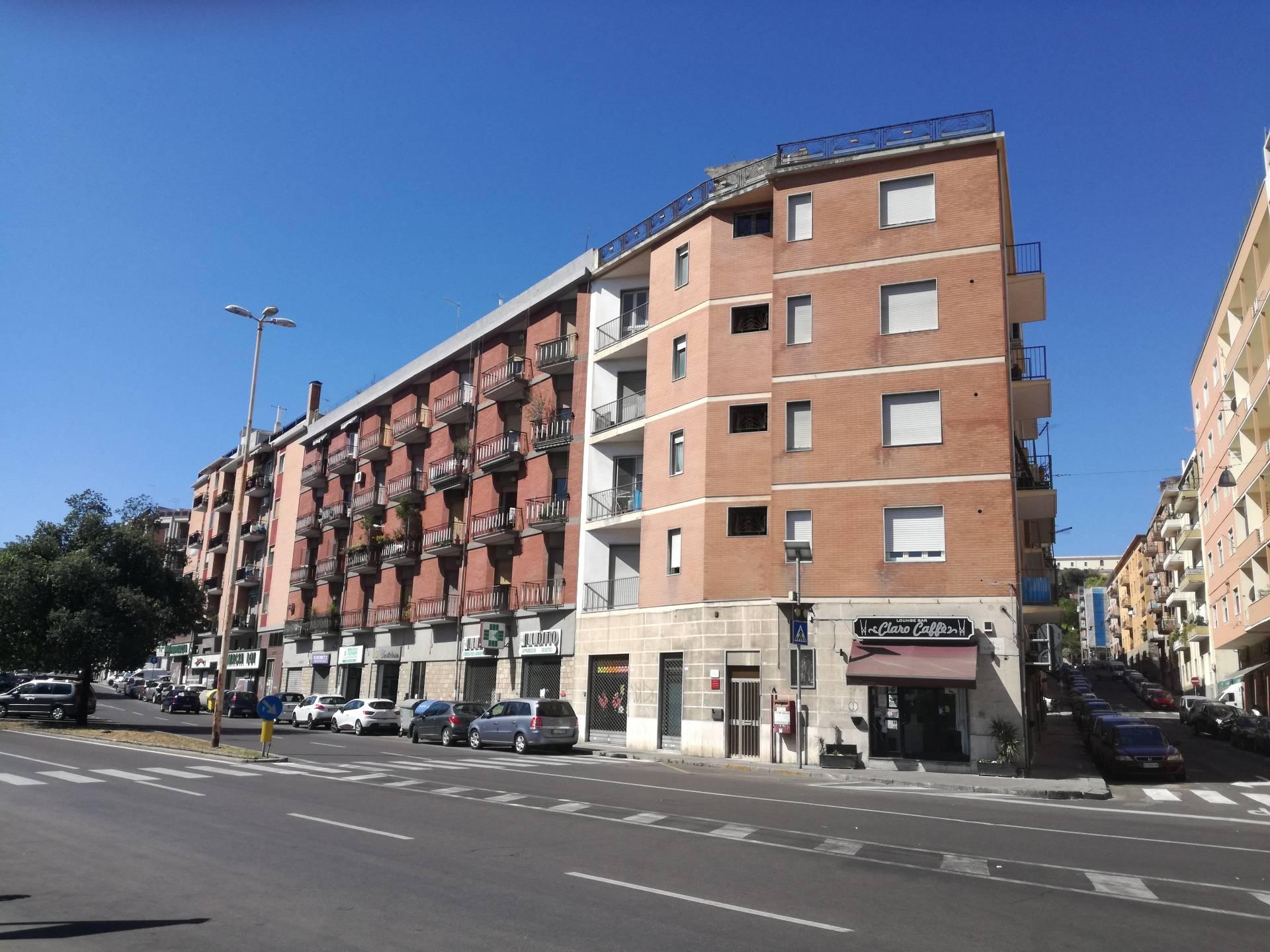 Appartamento in affitto a Cagliari, 2 locali, zona Zona: Villanova, prezzo € 420 | Cambio Casa.it