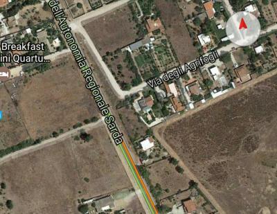 Terreno edificabile in Vendita a Quartu Sant'Elena