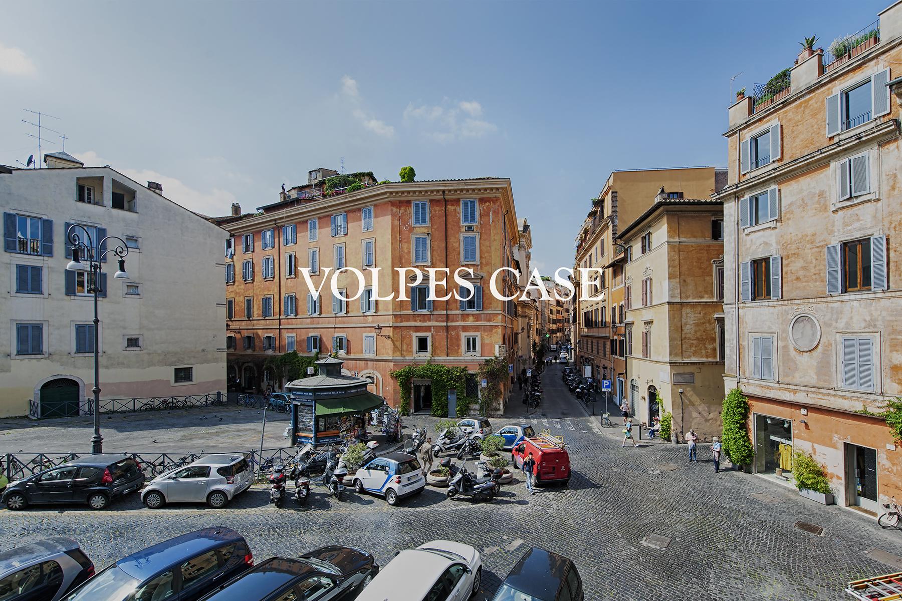 Soluzione Indipendente in vendita a Roma, 6 locali, zona Località: CentroStorico, prezzo € 2.200.000 | Cambio Casa.it