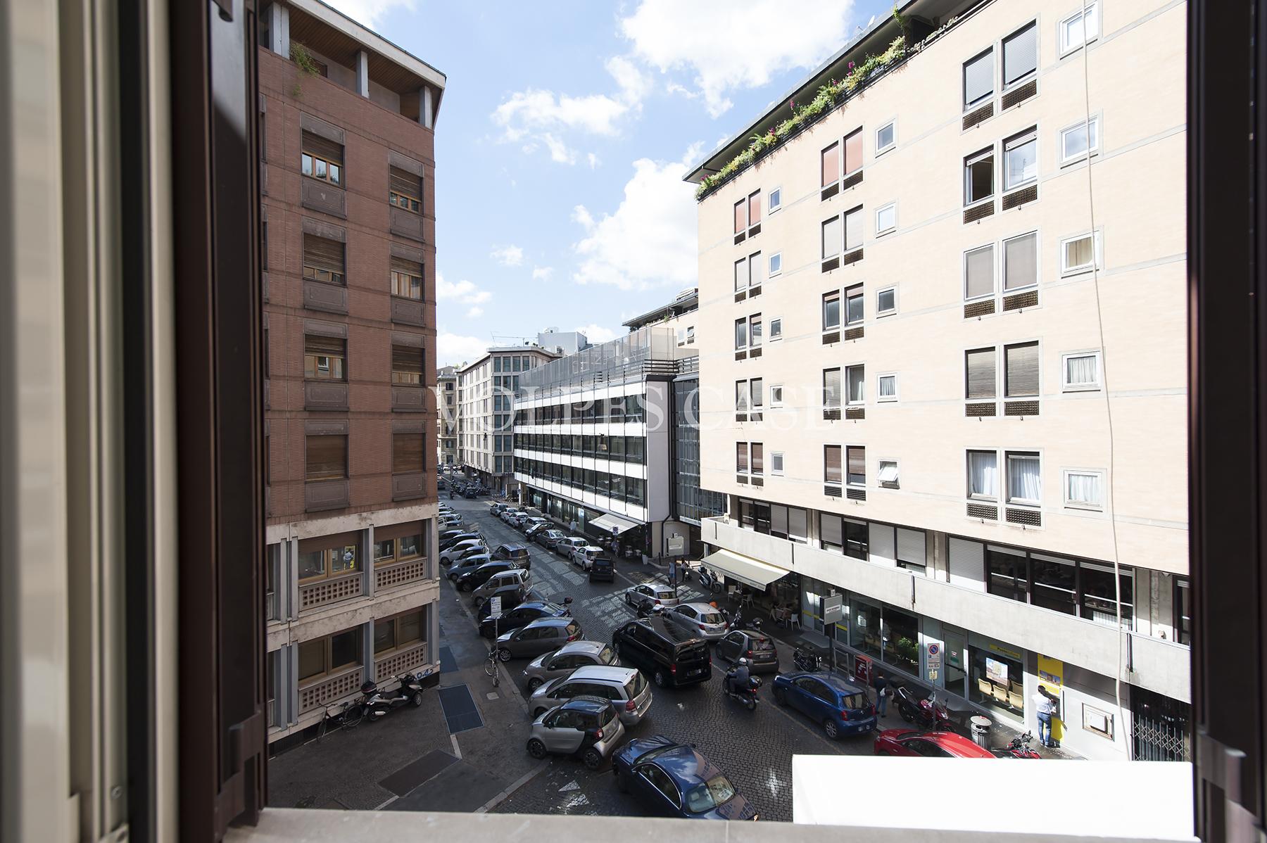 Bilocale affitto roma zona centro storico for Affitto roma prati uso ufficio