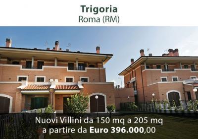 Villino a schiera in Vendita a Roma