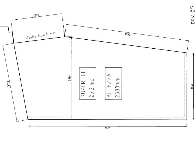 Box / Garage in vendita a Pietra Ligure, 1 locali, zona Località: Soccorso, prezzo € 30.000 | CambioCasa.it