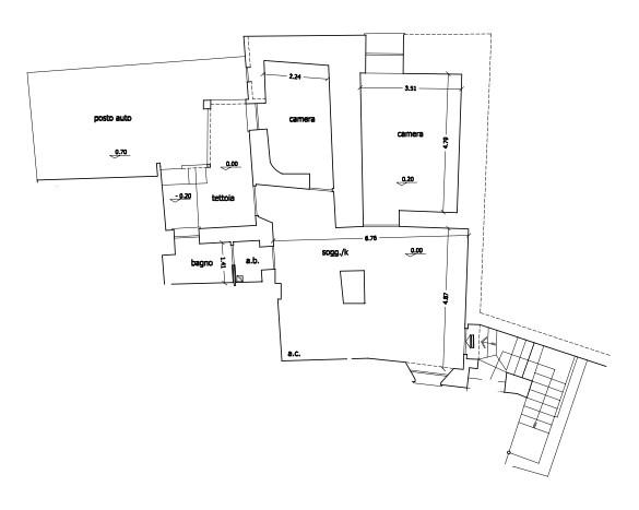 Appartamento in vendita a Tovo San Giacomo, 3 locali, zona Zona: Giorni, prezzo € 170.000 | CambioCasa.it