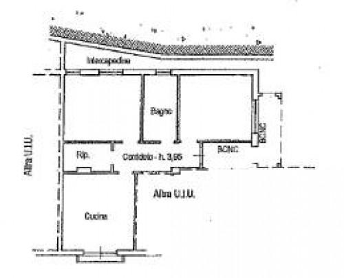 Appartamento Plurilocale in Vendita a Tovo San Giacomo
