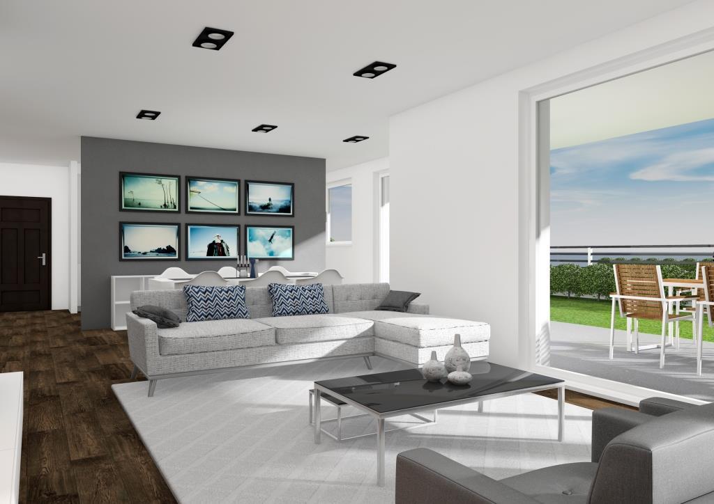 Appartamento in vendita a Costa di Mezzate, 4 locali, prezzo € 355.000 | CambioCasa.it
