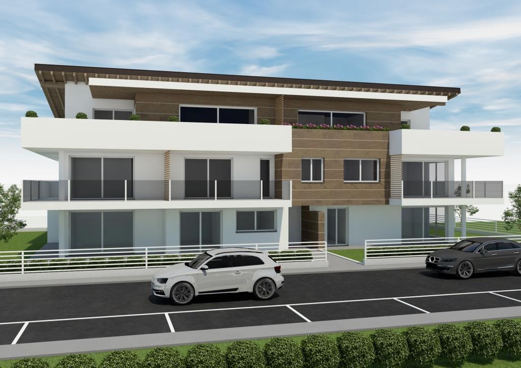 Appartamento in vendita a Costa di Mezzate, 4 locali, prezzo € 250.250 | CambioCasa.it