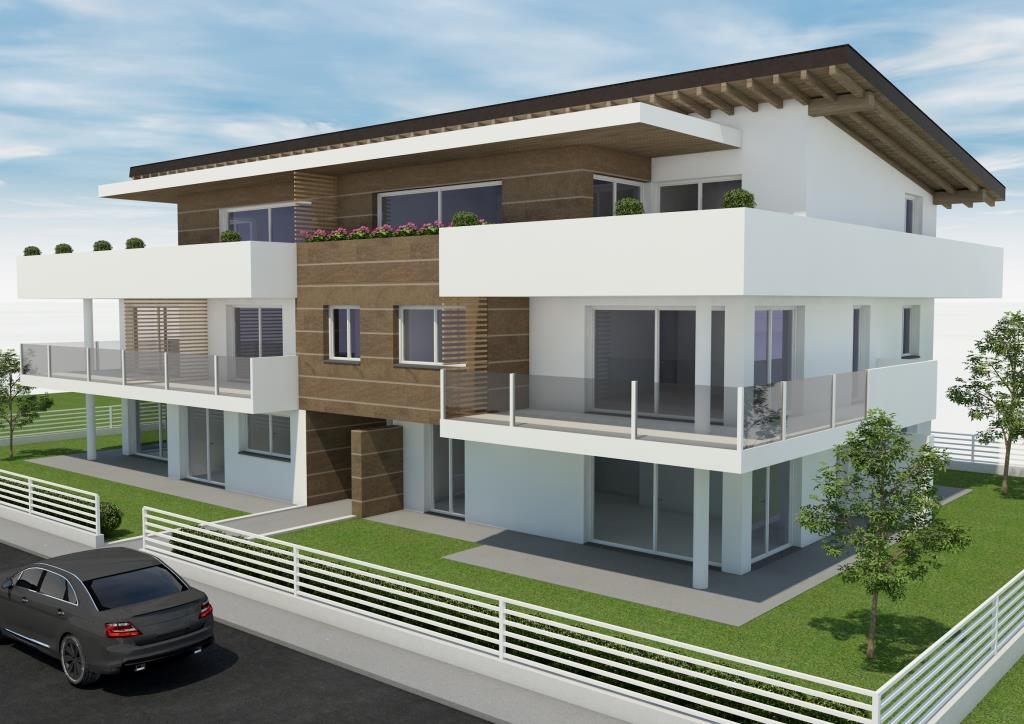 Appartamento in vendita a Costa di Mezzate, 4 locali, prezzo € 247.380 | CambioCasa.it