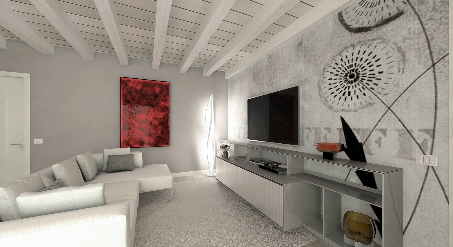 Appartamento in vendita a Stezzano, 3 locali, prezzo € 240.000   CambioCasa.it