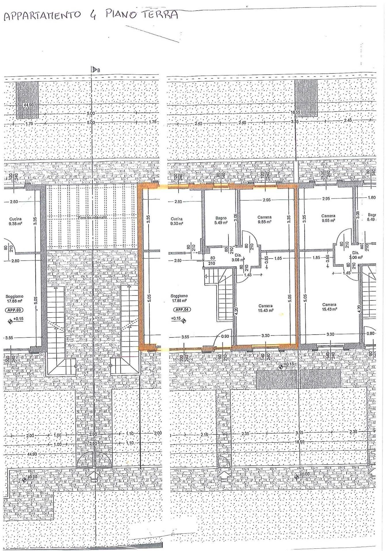 Appartamento in vendita a Cavernago, 4 locali, prezzo € 160.000 | CambioCasa.it