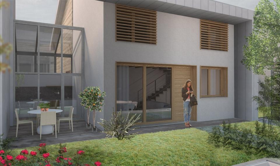 Appartamento in vendita a Albano Sant'Alessandro, 3 locali, prezzo € 280.000 | CambioCasa.it