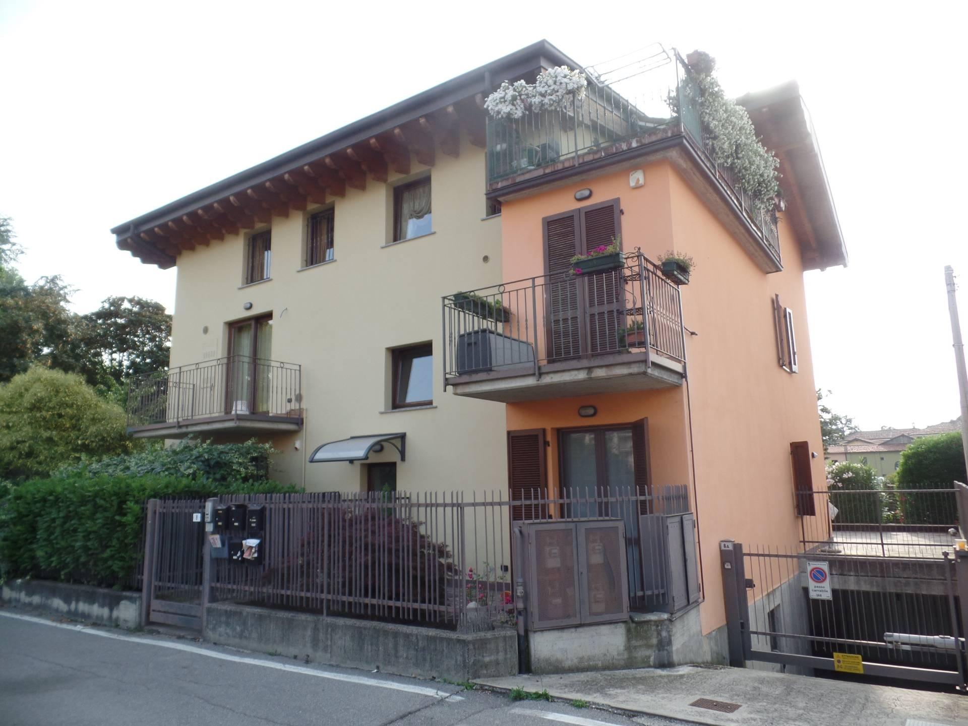 Appartamento in vendita a Stezzano, 3 locali, prezzo € 150.000 | CambioCasa.it