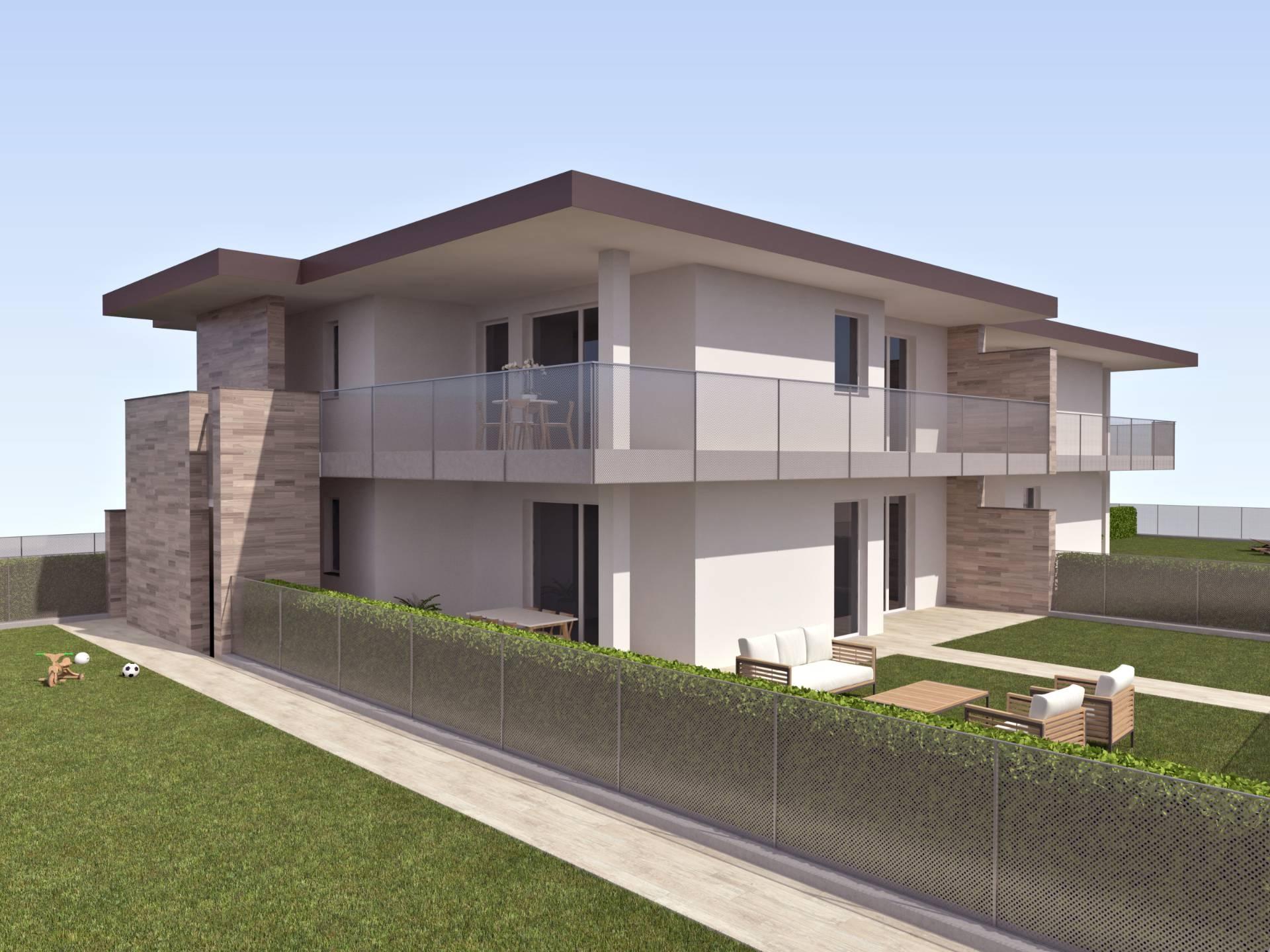 Appartamento in vendita a Brusaporto, 5 locali, prezzo € 328.500 | CambioCasa.it