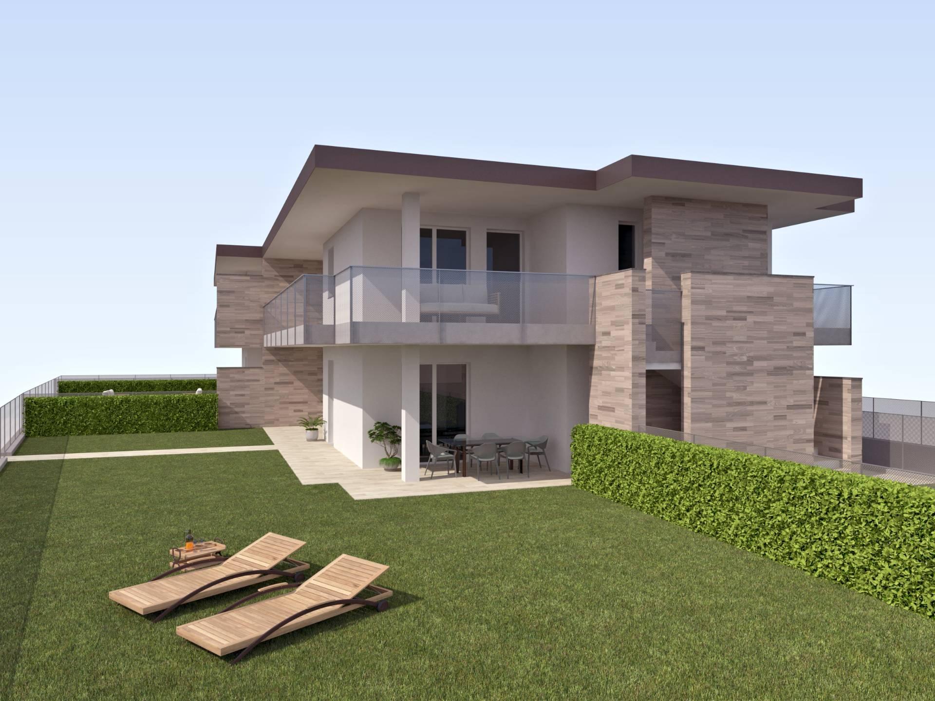 Appartamento in vendita a Brusaporto, 5 locali, prezzo € 363.500 | CambioCasa.it