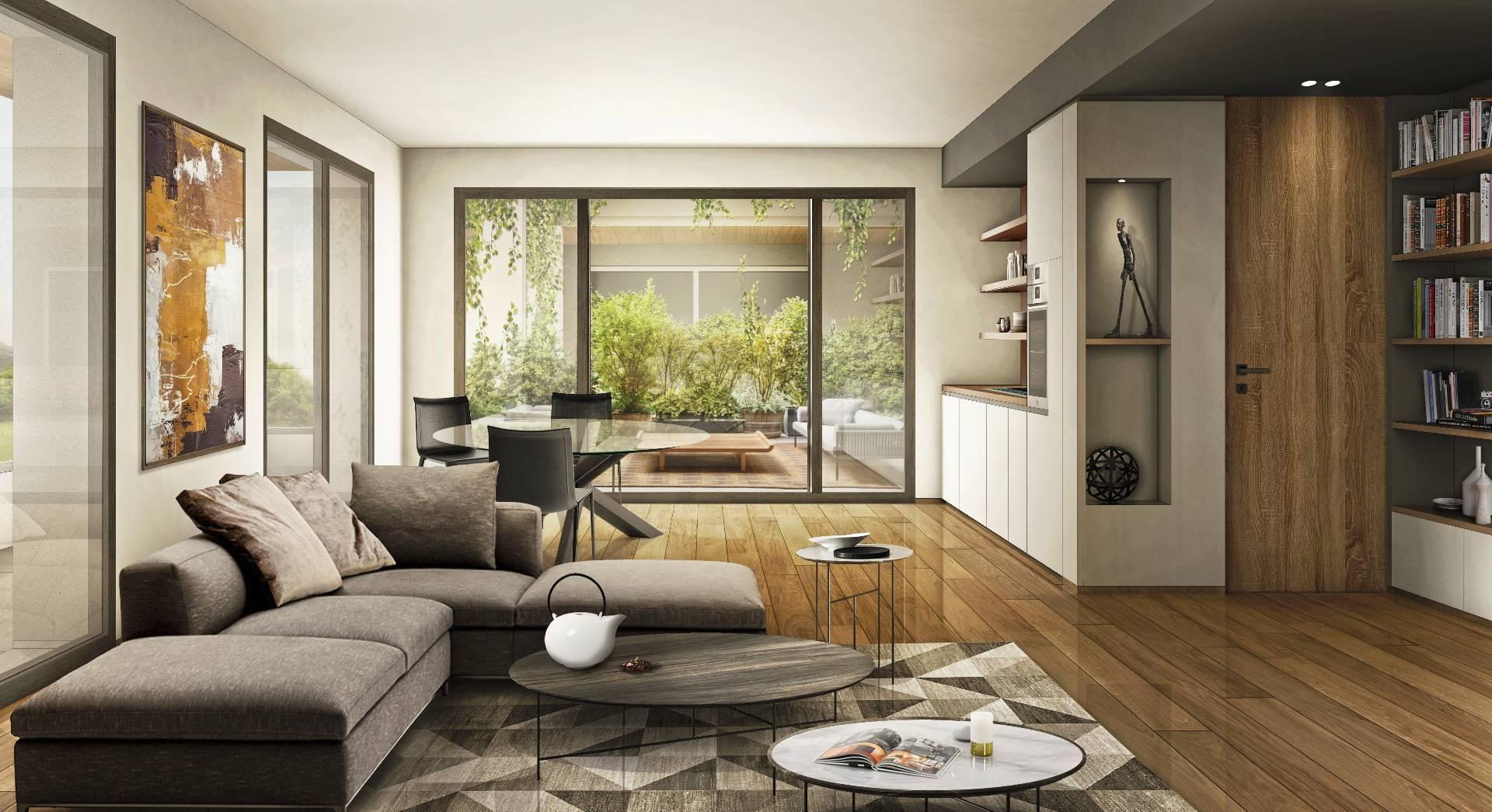 Appartamento in vendita a Costa di Mezzate, 3 locali, prezzo € 287.500 | CambioCasa.it