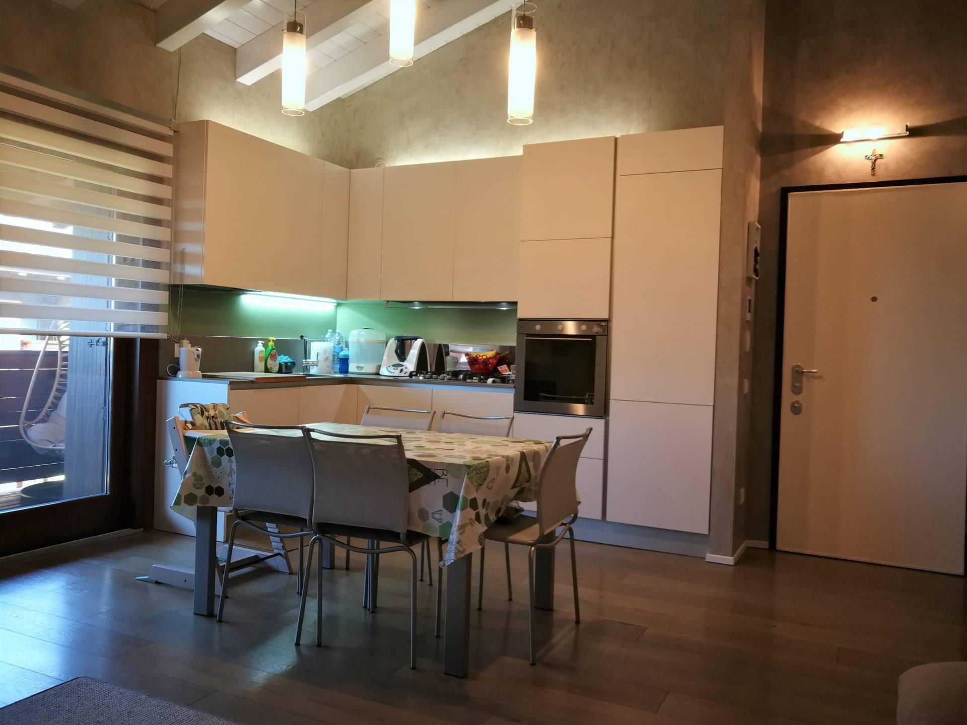 Appartamento in vendita a Brusaporto (BG)