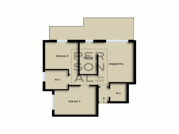 Appartamento in Vendita a Trento - Cod. A-165