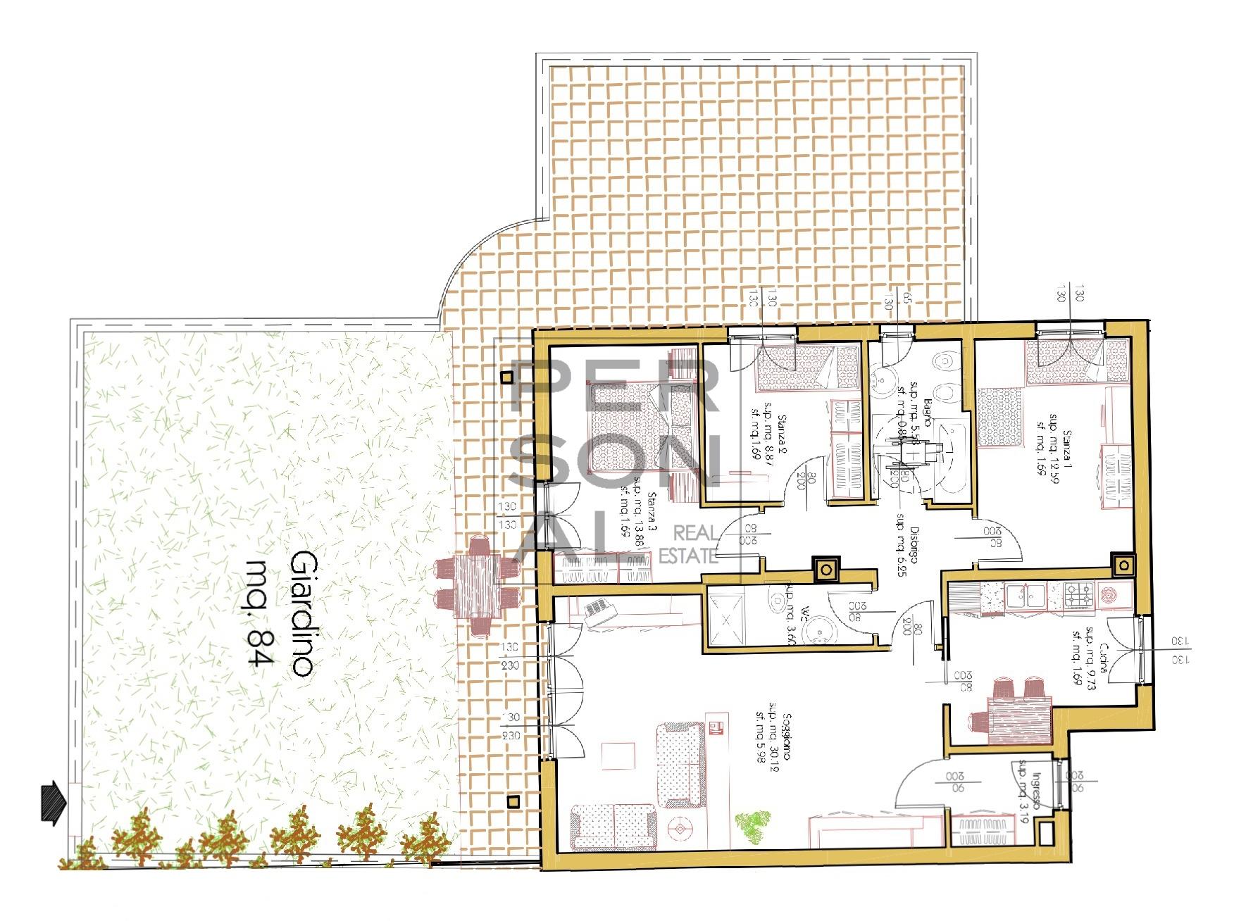 Appartamento in Vendita a Cavedine - Cod. X-T-218